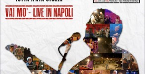 Cover TUTTA N&#039;ATA STORIA - VAI MO&#039; - LIVE IN NAPOLI_Pino Daniele