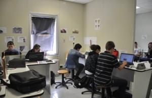 Foto 12  Scuola di fisica II settimana - Preparazione delle relazioni