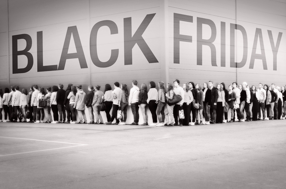 Black Friday 2015, Italia: sconti su Amazon, eBay, Apple, Unieuro e Trony