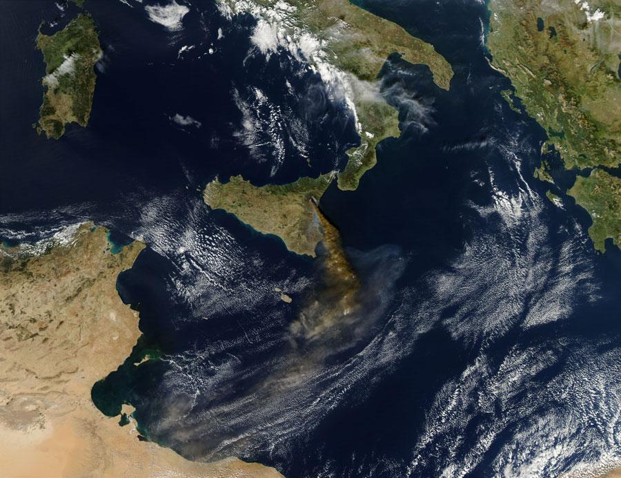 Al via Astroesperimenti sull'Etna