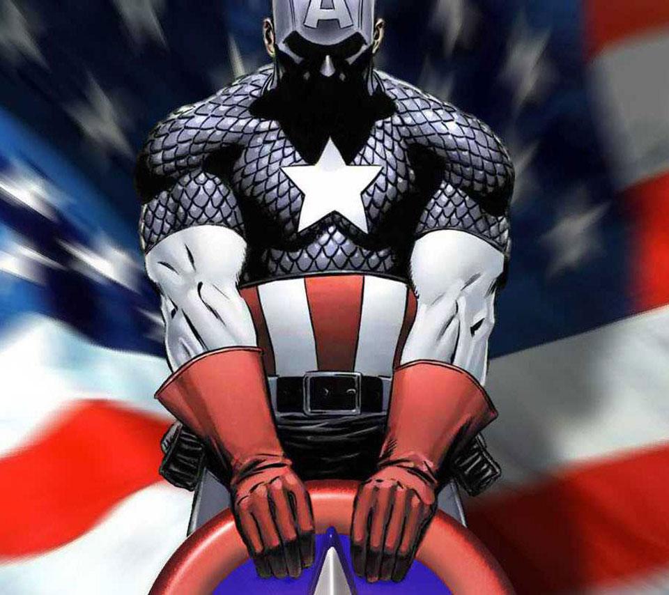 fumetti america
