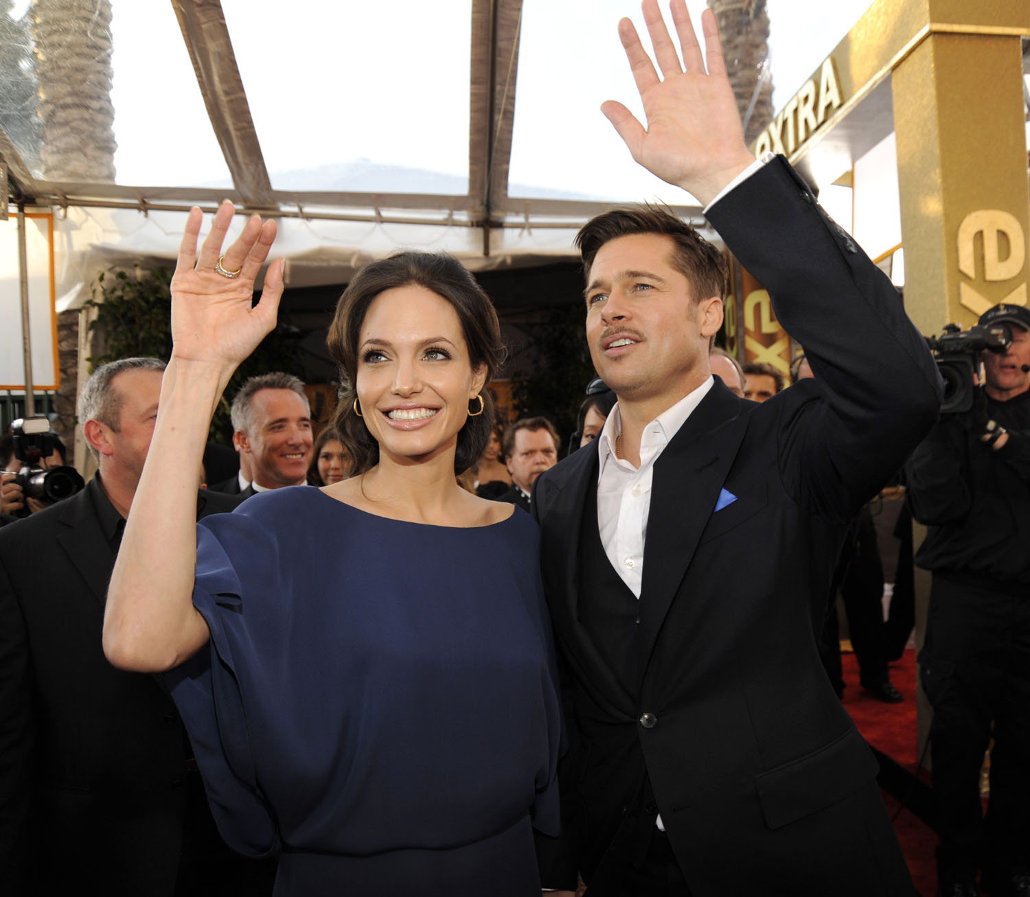 TNT/TBS Broadcasts 15th Annual Screen Actors Guild Awards – Red Carpet
