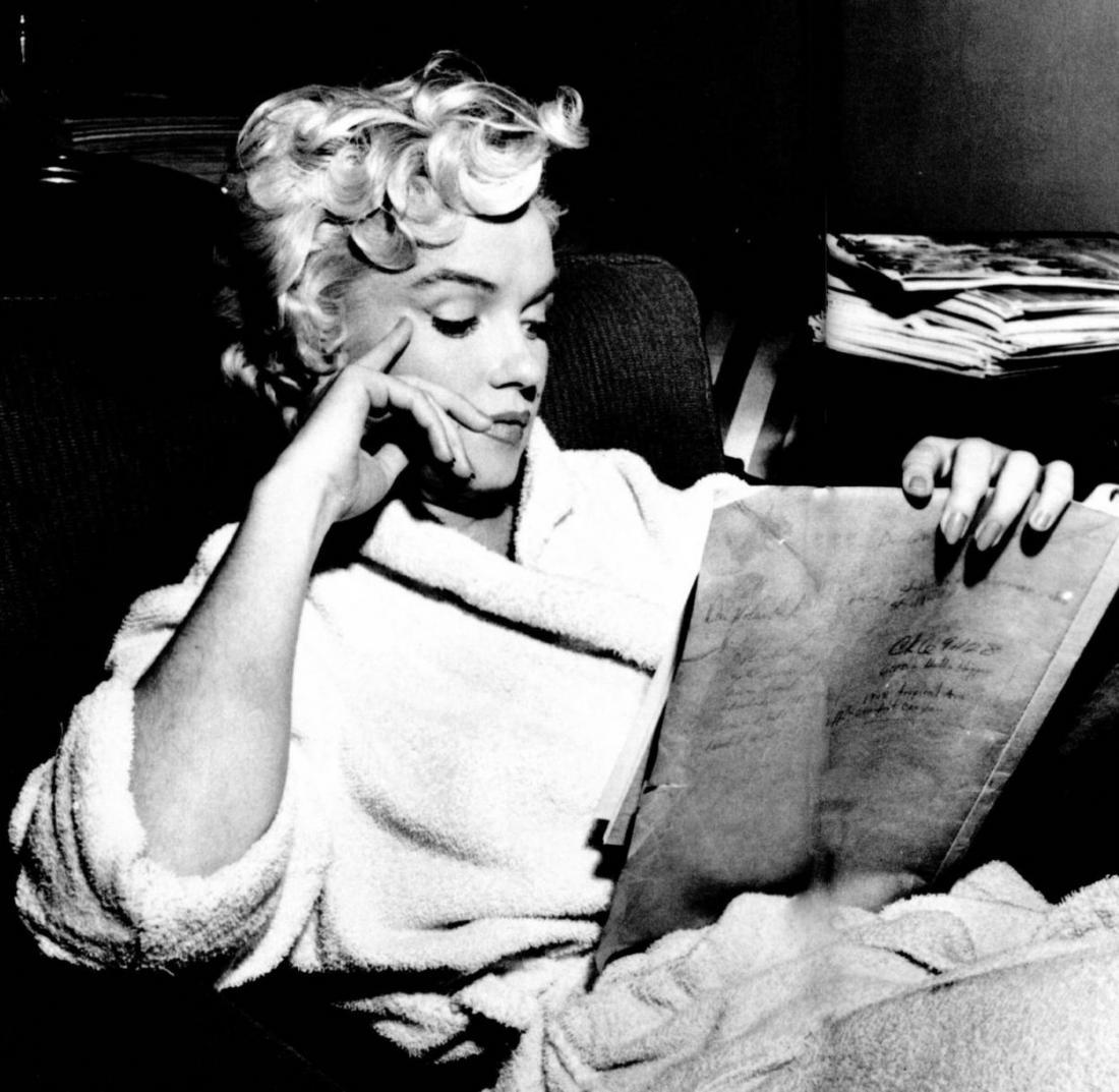 All'asta filmino porno di Marilyn Monroe
