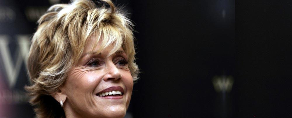 Jane Fonda, faccio ancora sesso a 73 anni