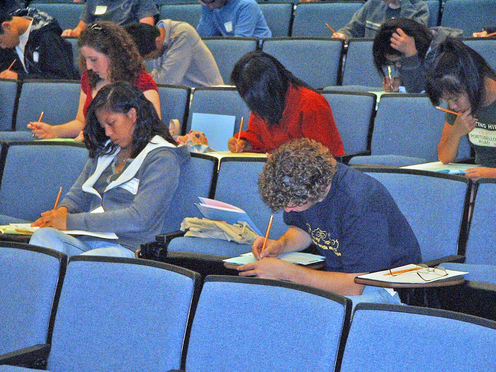 Test universitari:  poca cultura, tanta logica