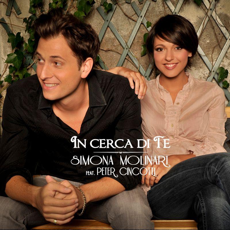 Simona Molinari feat Peter Cincotti da domani in radio con 'In cerca di te'