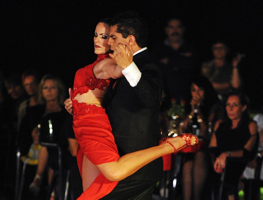 Passione, ballo e soprese con la terza edizione del Tango di Sanremo