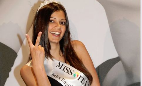 Stefania Bivone in Calabria, paese in festa