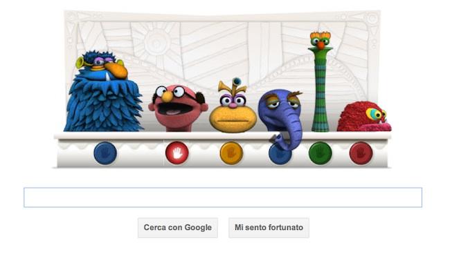 Google celebra l'anniversario di Jim Henson, l'inventore dei Muppets
