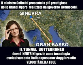tunnel gelmini