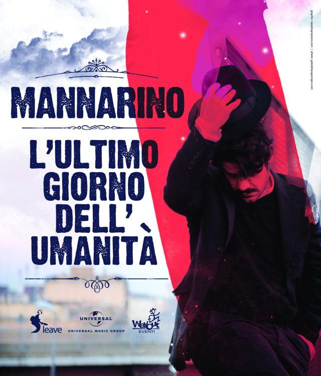 Alessandro Mannarino in tour con 'L'ultimo giorno dell'umanità'