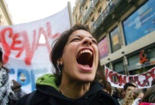 Il 4 novembre studenti in piazza, 30 cortei in Italia