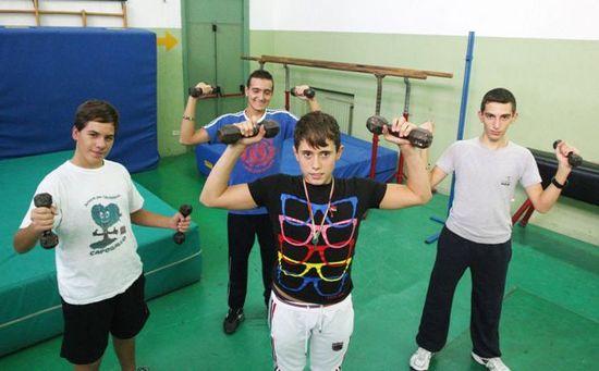 sport scuola