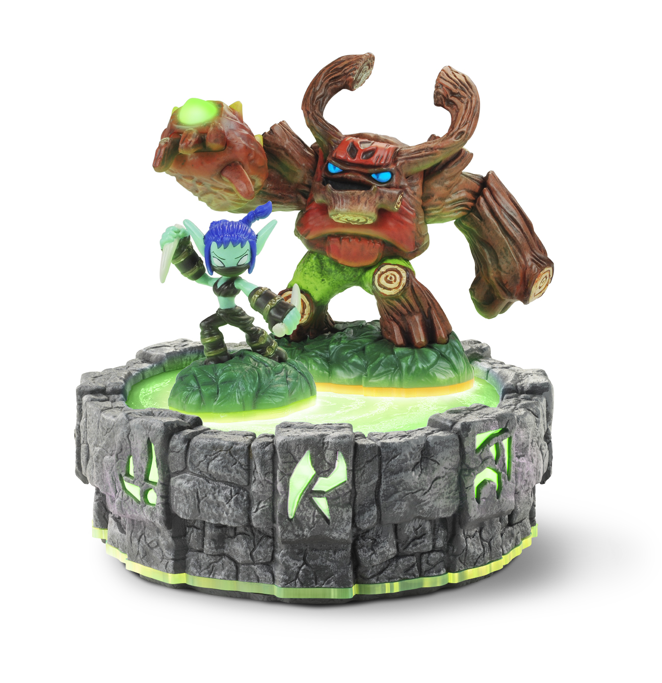 Skylanders Giants – Tree Rex and Stealth Elf