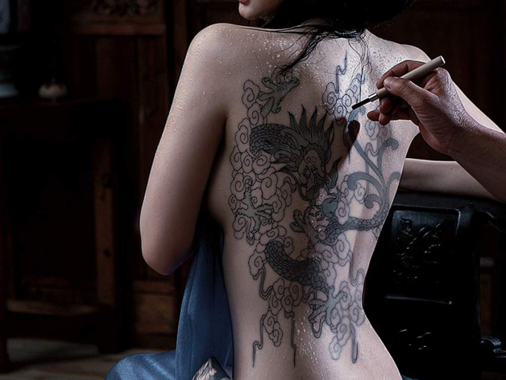Tattoo-schiena-sexy