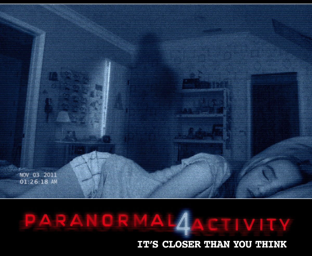 Paranormal Activity 4 a novembre in Italia