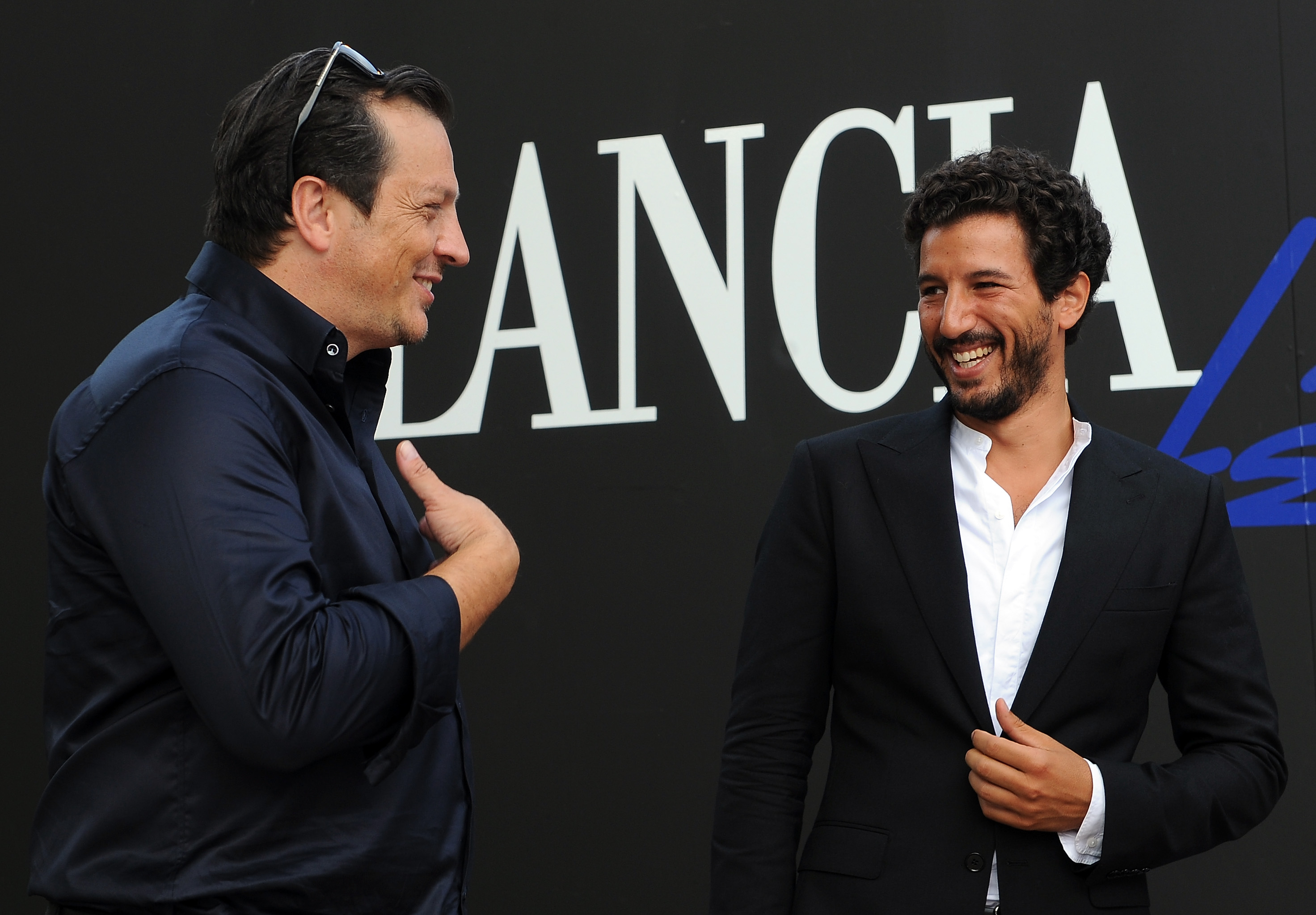 Celebrities At The Lancia Cafe: Day 5 – The 69th Venice Film Festival