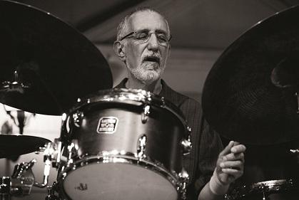 Eliot Zigmund, l'ex batterista di Bill Evan in concerto