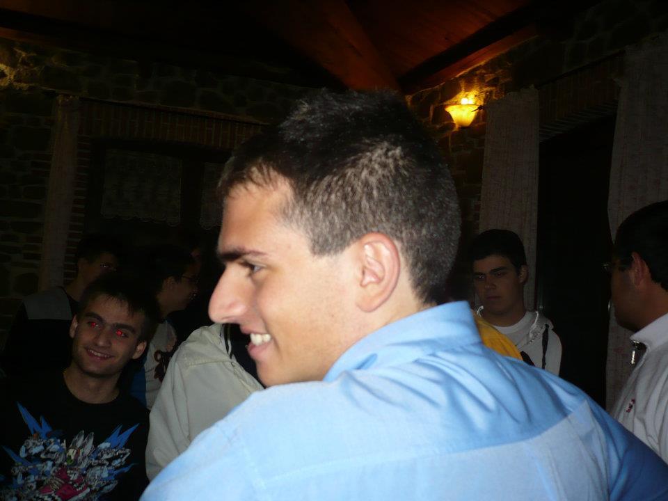 Raffaele Manieri vincitore sezione B (studenti) del Premio Bonanni
