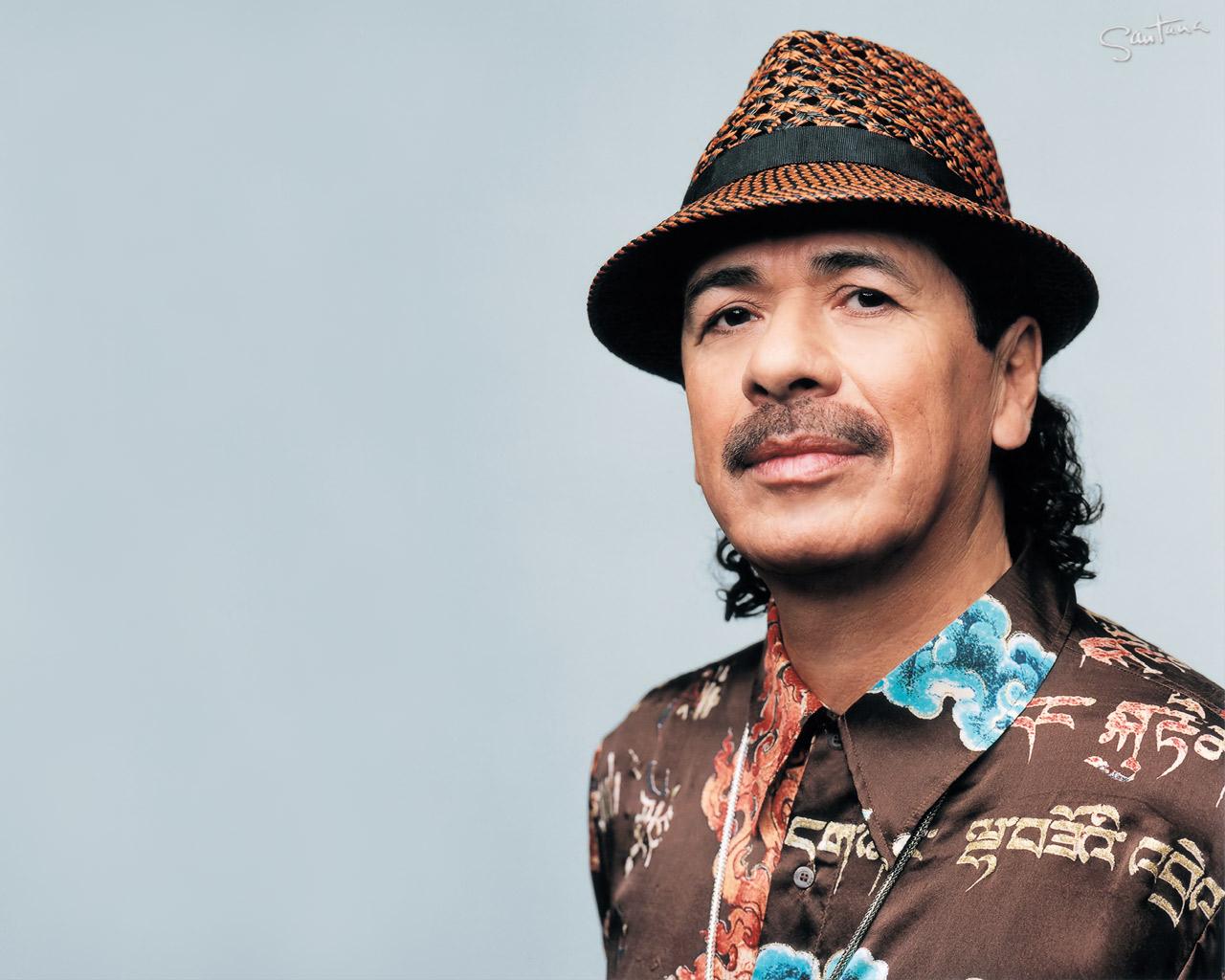 Santana in tour in Italia a luglio