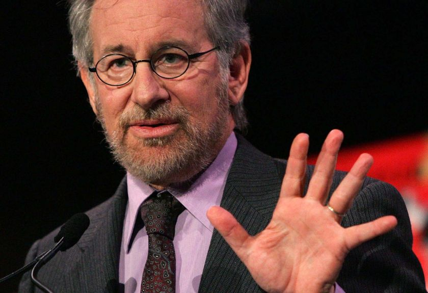 Spielberg a Cannes