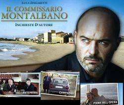 Montalbano torna in tv,  con digressioni