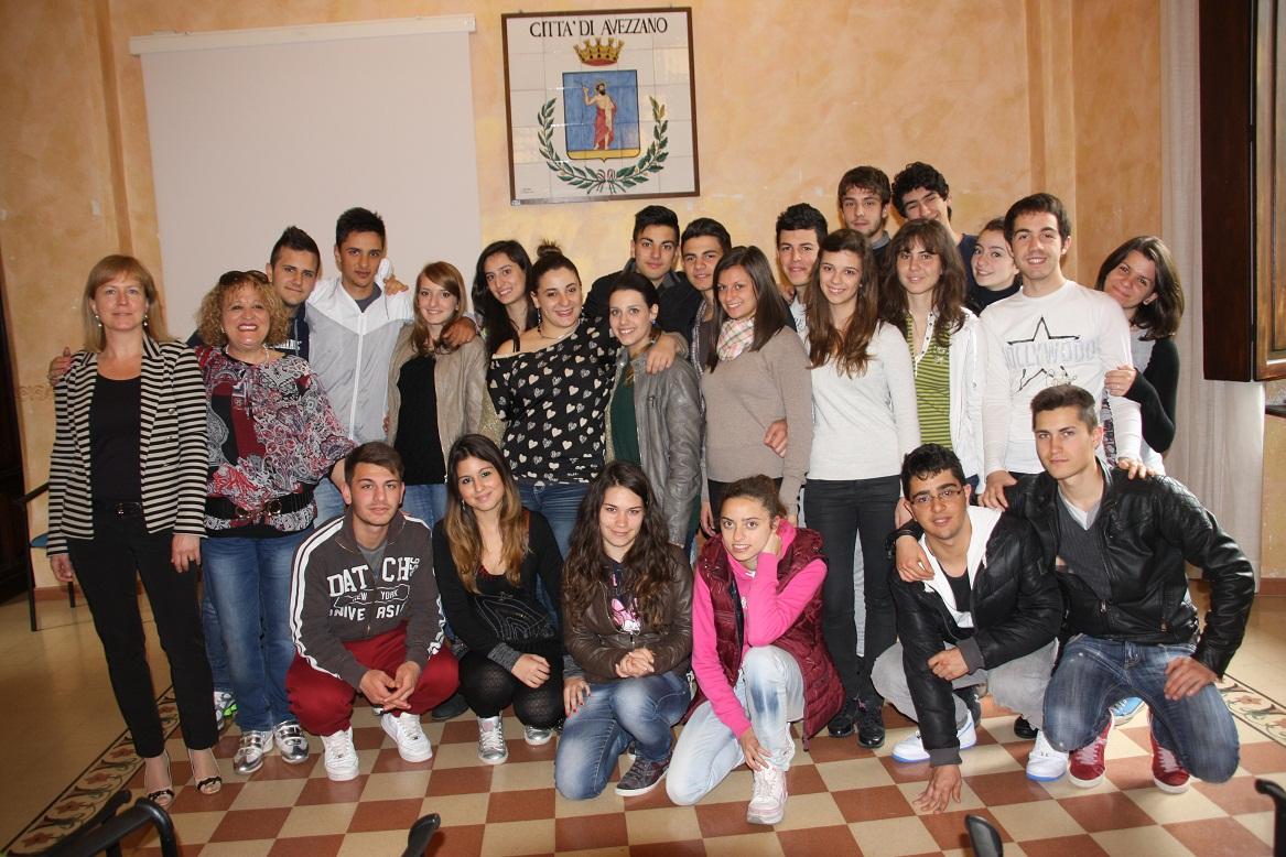 Studenti abruzzesi 'campioni' d'Europa