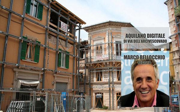 L'Aquila della speranza vince a Giffoni, il terremoto entra solo  in parte a Roma e l'Aquila si ripopola virtualmente