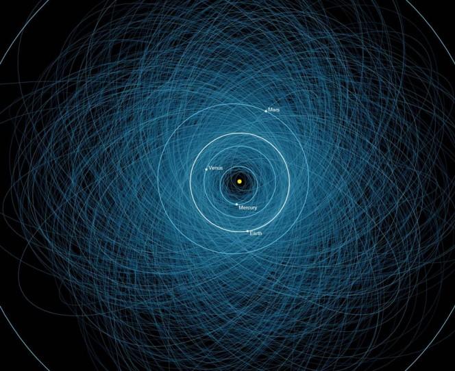 Asteroidi da tener d'occhio