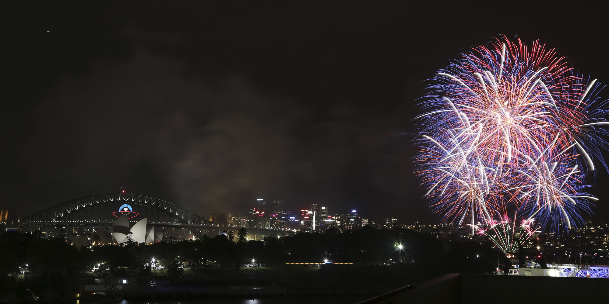 Australia New Years Eve