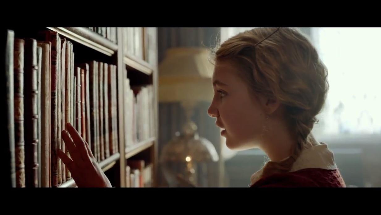 La bambina che salvava i libri di Markus Zusak,