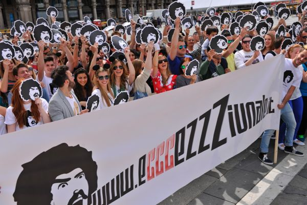 Diego Abagantuomo ha il suo blog: è sulle tracce di Beppe Grillo?