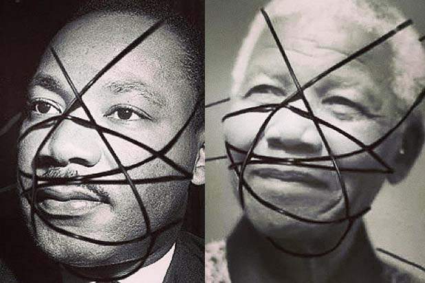 Martin-Luther-King-Jr-Nelson-Mandela-Rebel-Heart