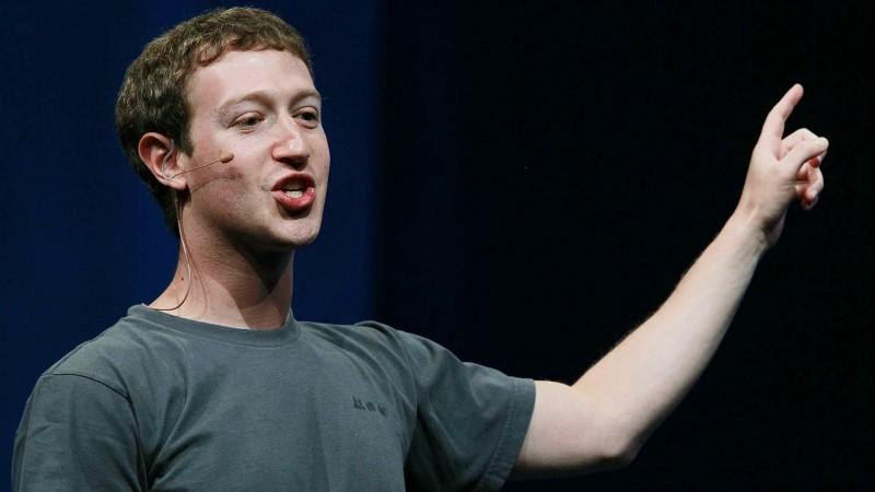 Mark Zuckerberg, 'propositi per il 2015?'