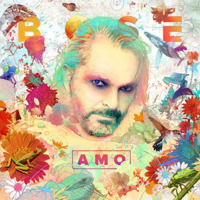 """""""Amo"""", Miguel Bosé torna dal suo pubblico con un disco di inediti"""