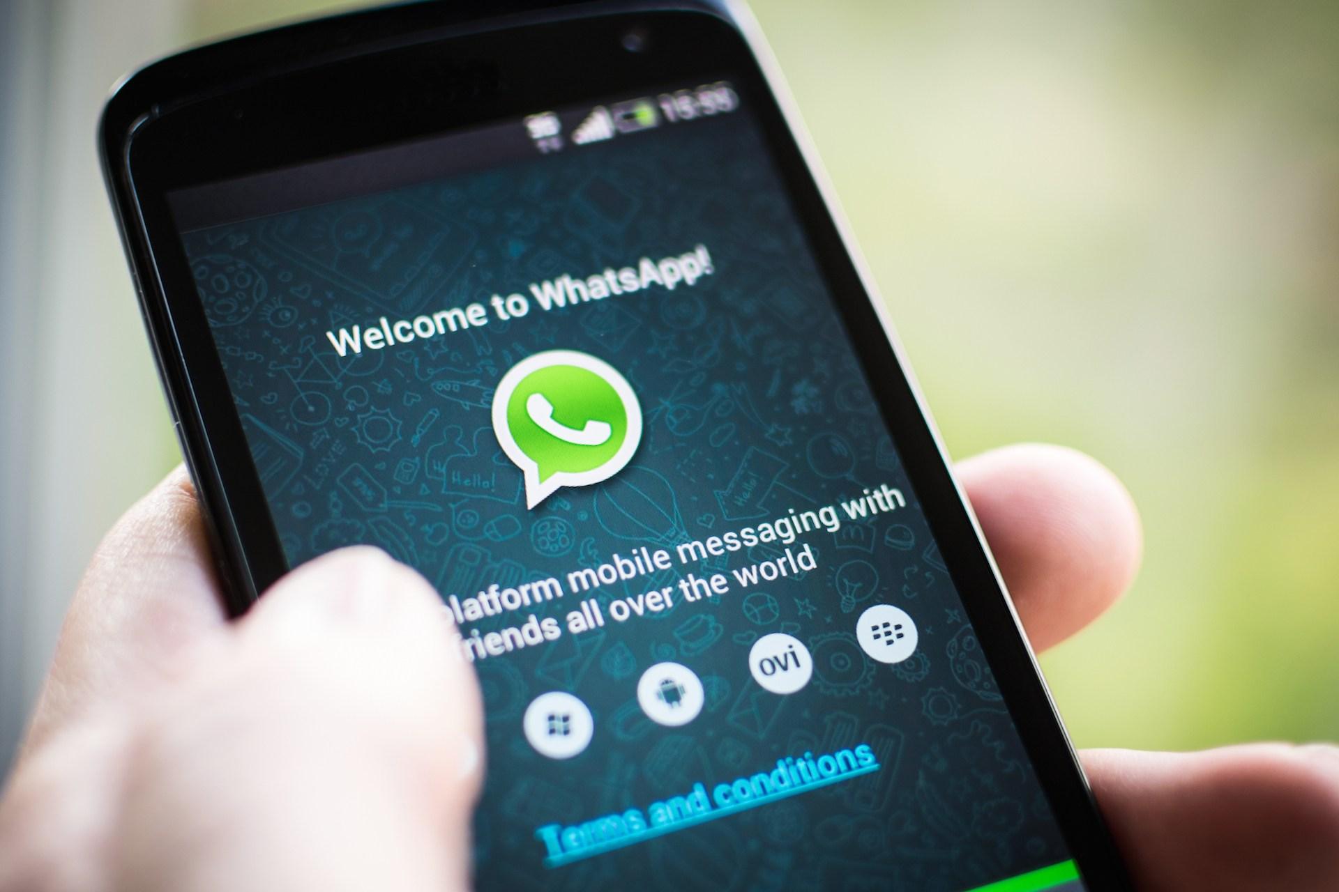 WhatsApp, chiamate vocali vicine