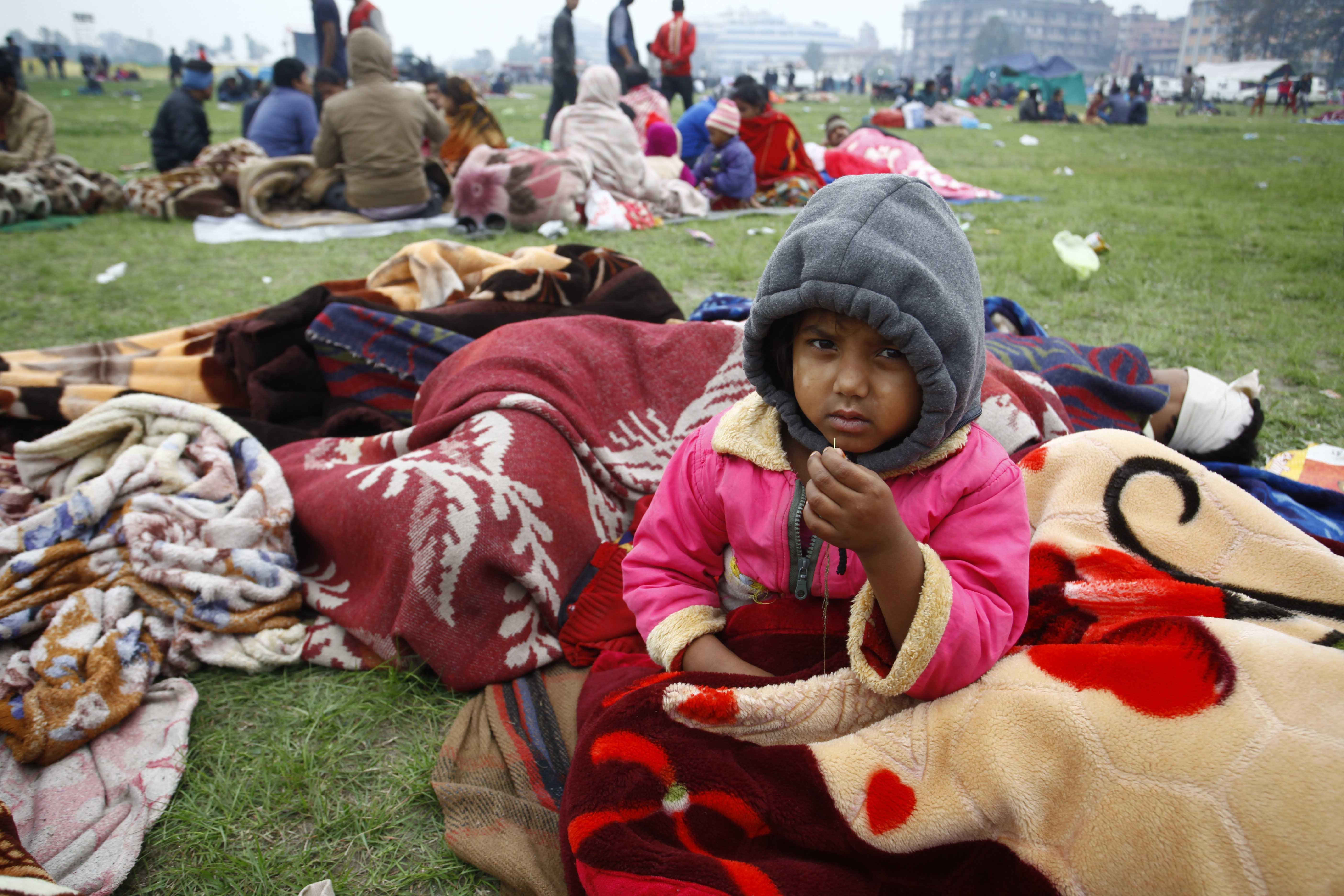 Deadly Nepal Earthquake Kills Thousands