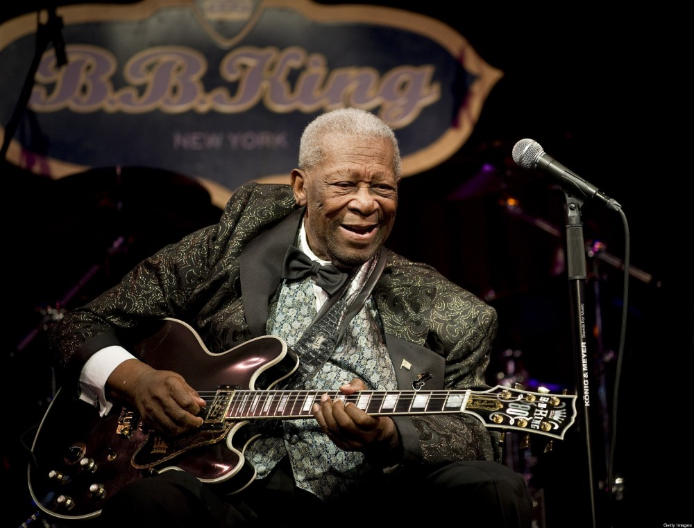 E' morto B.B. King, il re del Blues