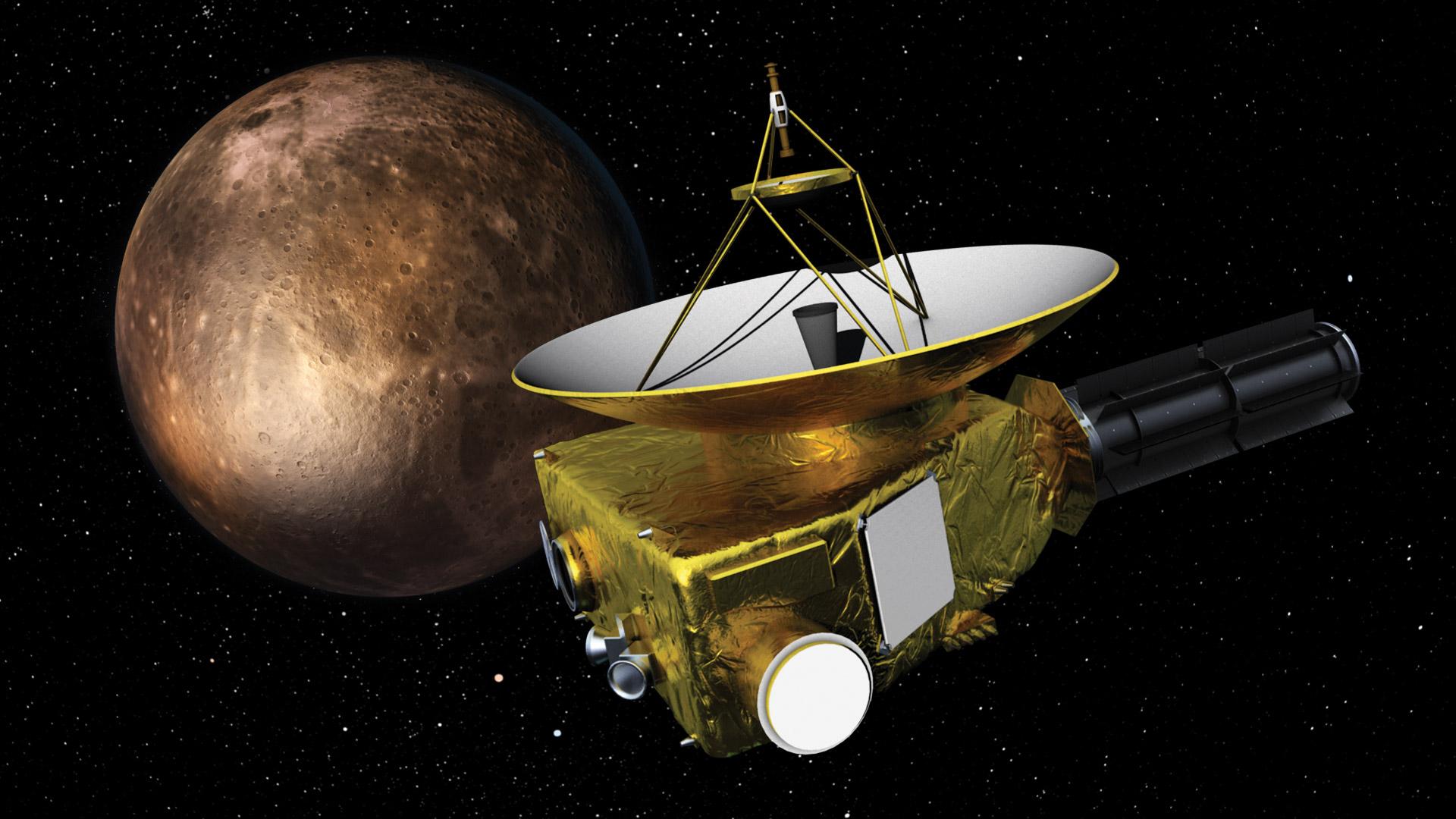 In viaggio verso Plutone con New Horizons