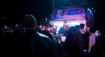 "MTV Music Week, ""freestyler battle"" a Milano"