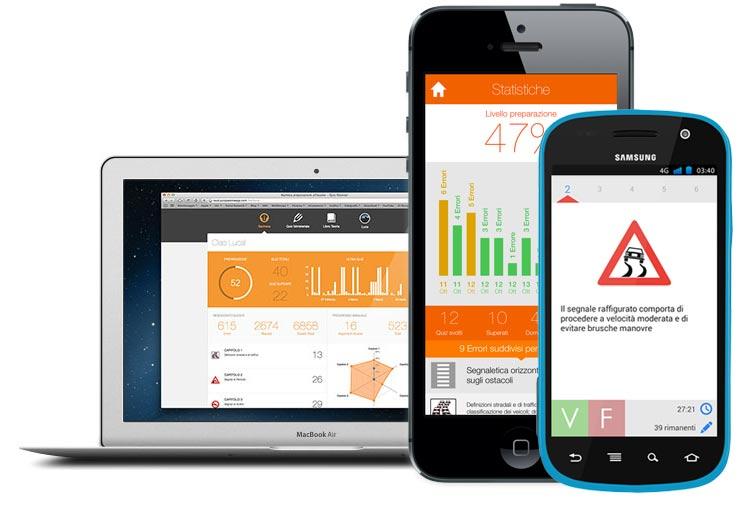 App, giochi 'Patentiamoci' sostiene la guida responsabile