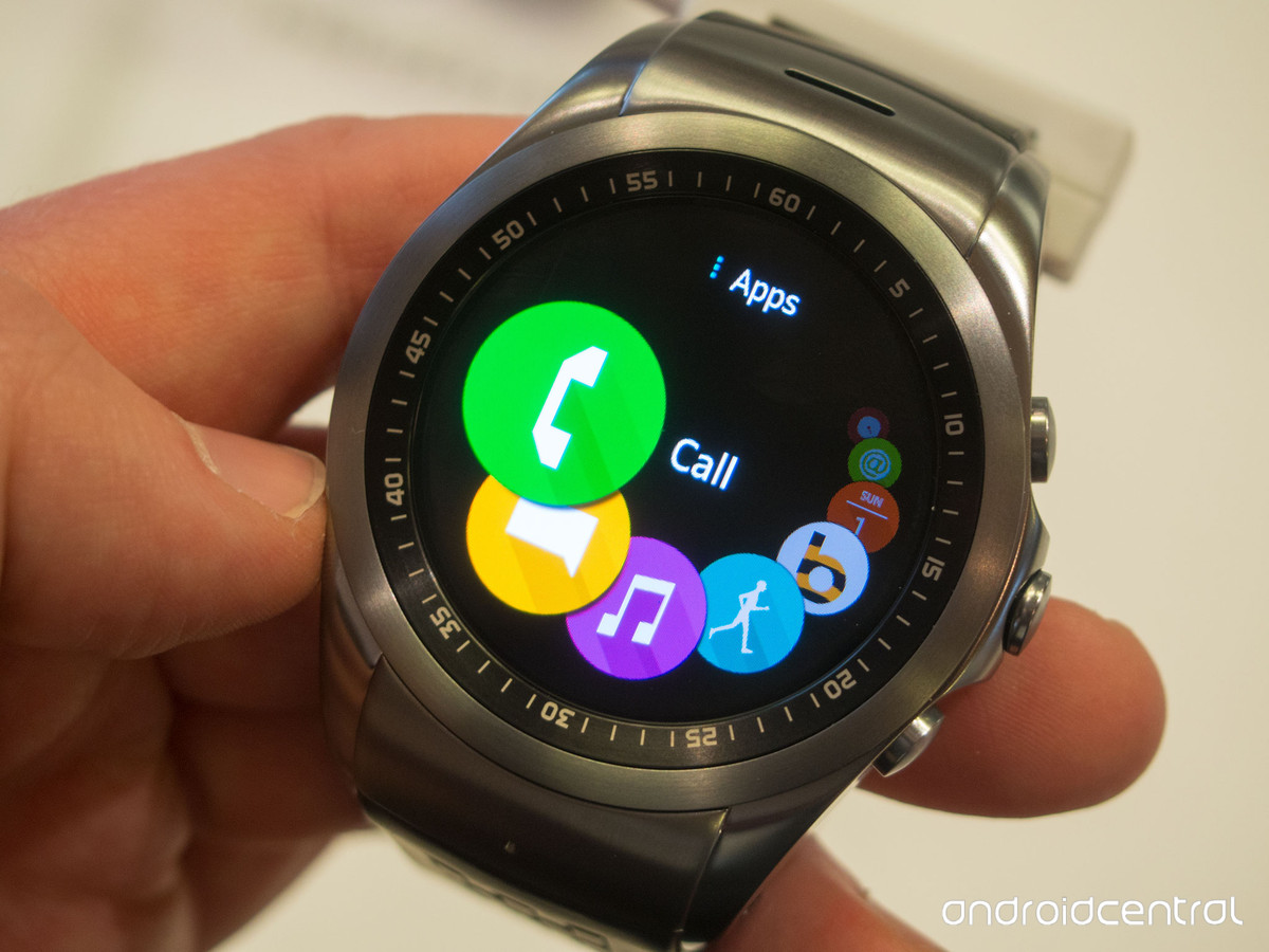 Watch Urbane, Lg firma smartwatch Android Wear di Google