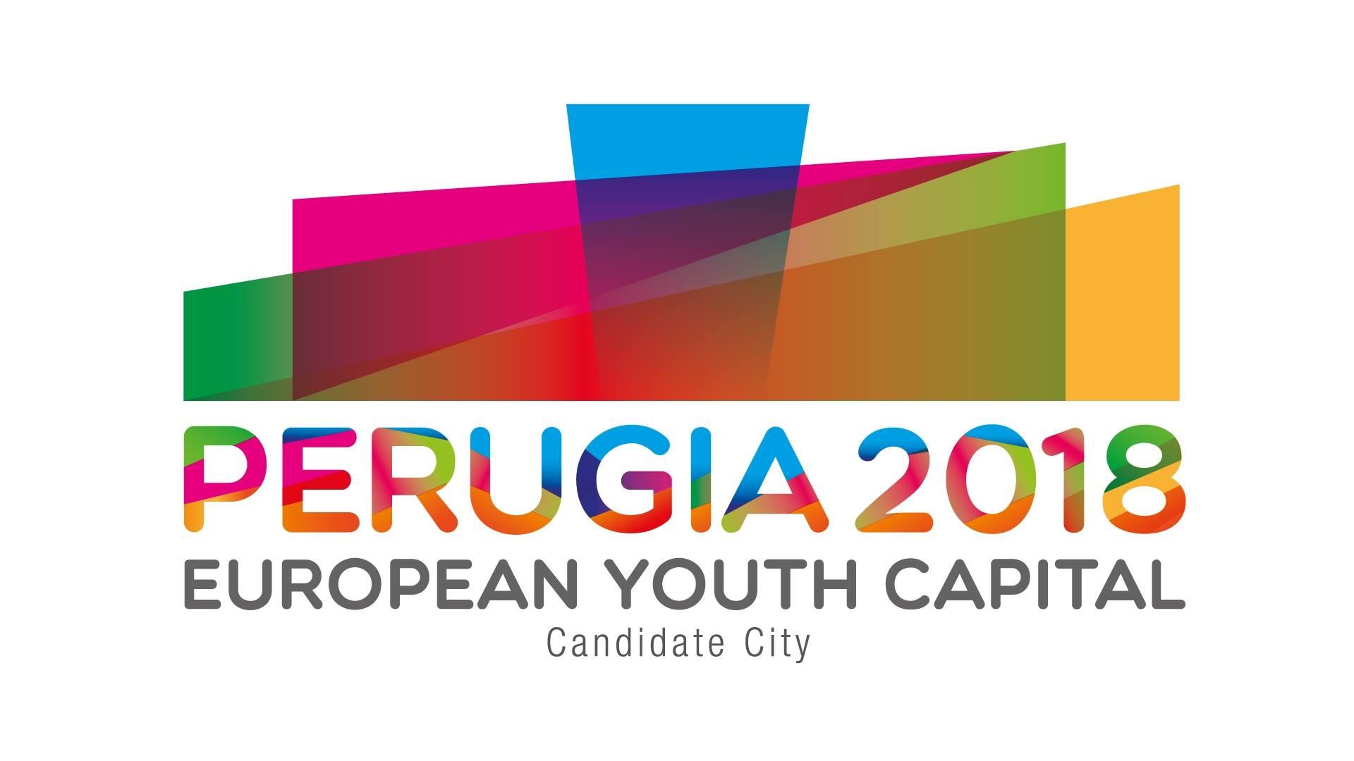 Città dei Giovani 2018. In Europa sono cinque, per noi c'è Perugia