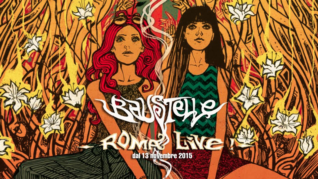 Musica, i Baustelle tornano con Roma Live!