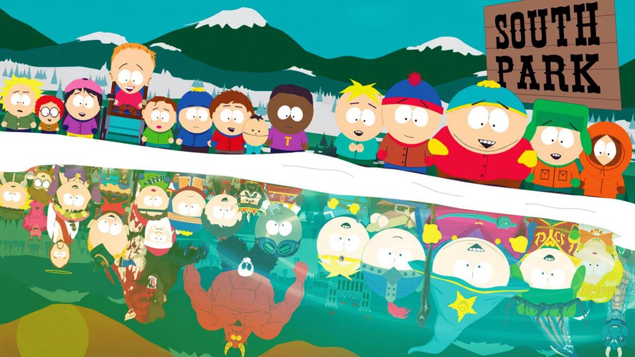 A South Park arriva Marracash in versione doppiatore
