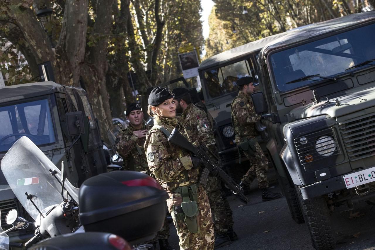 Italia: è psicosi terrorismo