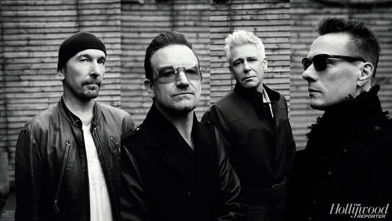 U2, a Parigi dopo la strage con due live