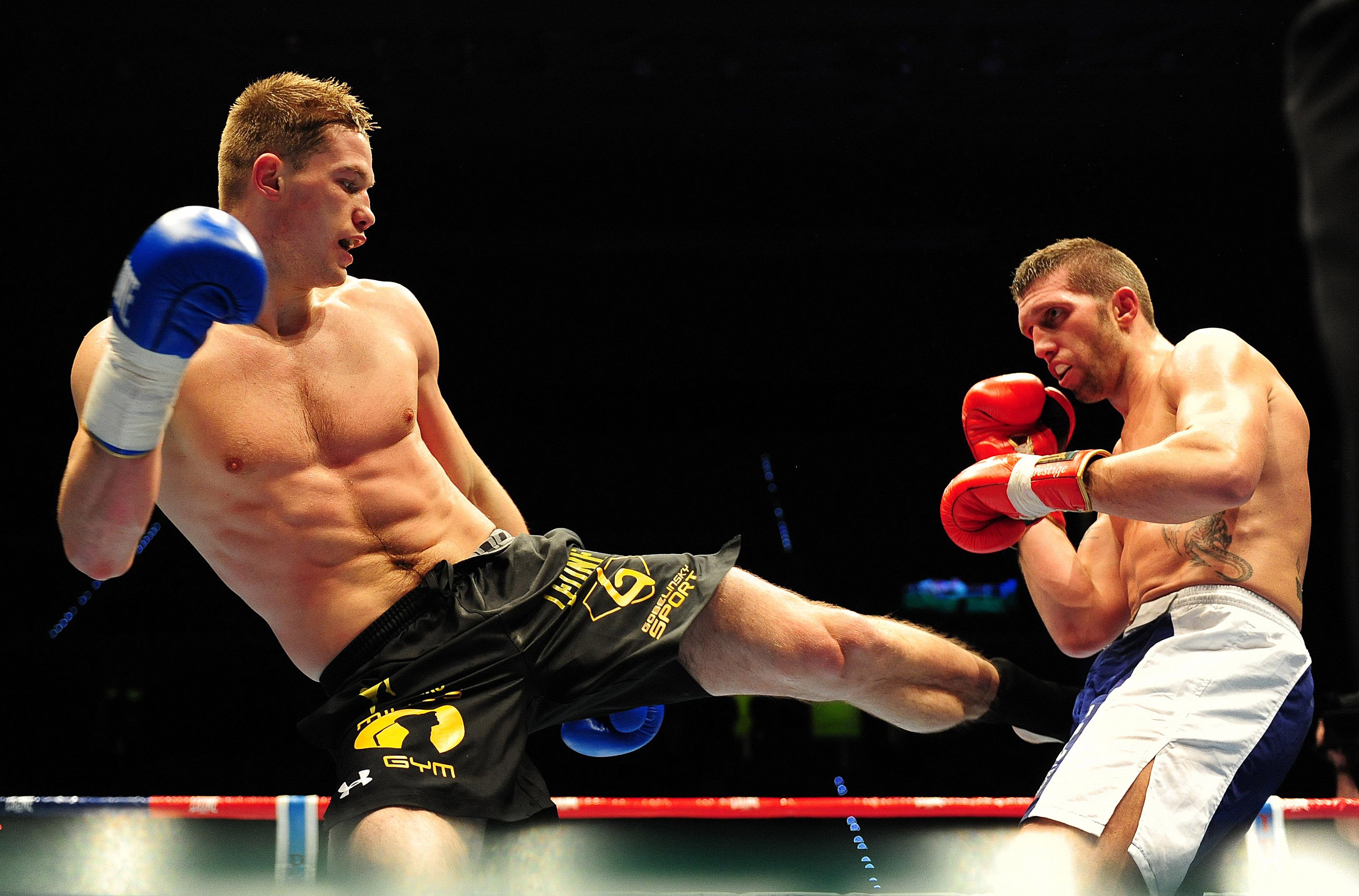 Boxe. Dal carcere al ring, la rivincita di Salvio Di Grazia