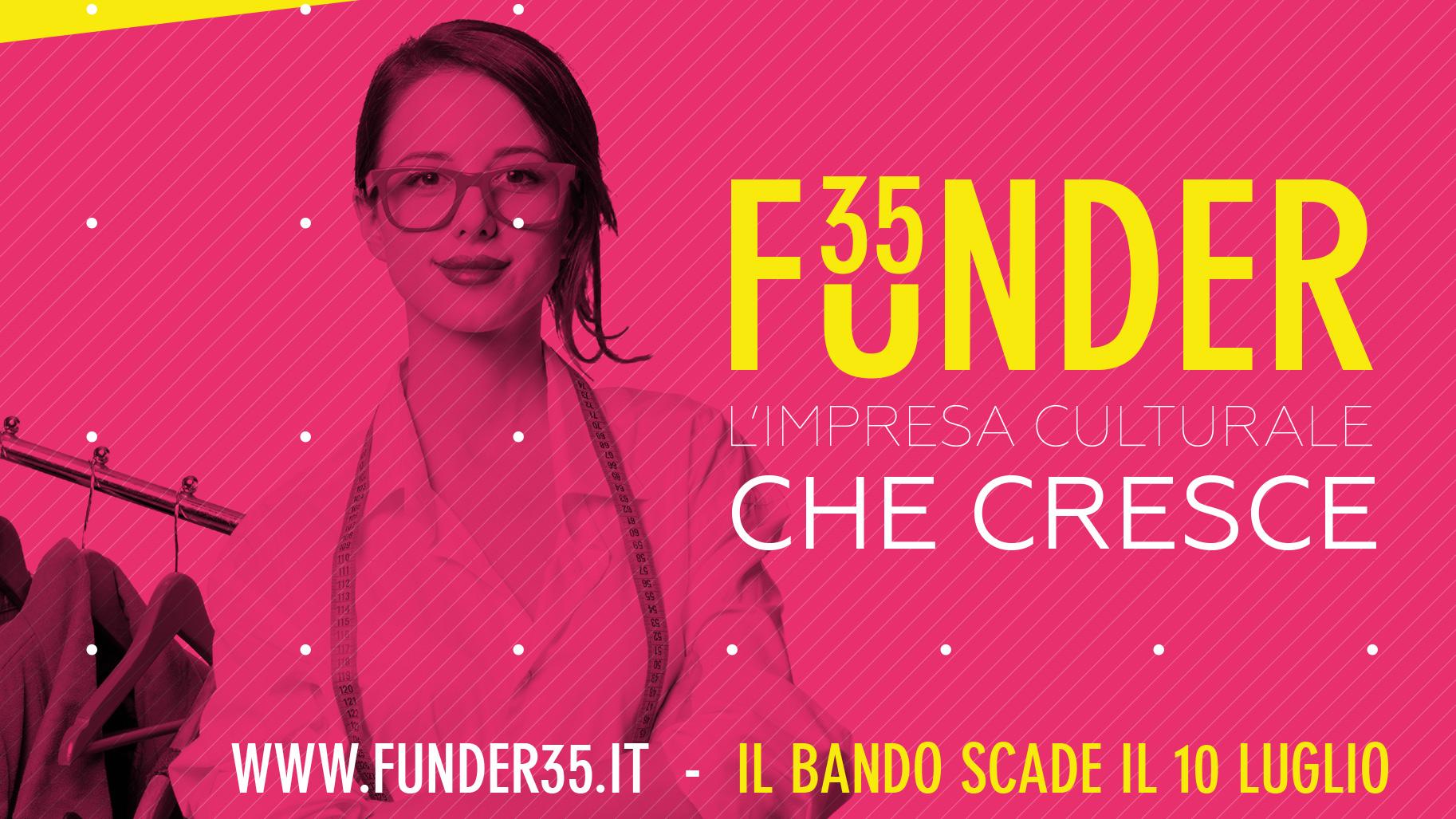 Funder35: dalle fondazioni 2,5mln per 50 imprese no profit
