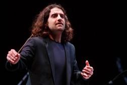 Il compositore e direttore dorchestra GABRIELE CIAMPI